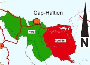 Haiti Nord Nord Est